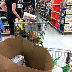 Photo taken at Walmart Supercenter by Angie W. on 8/19/2012