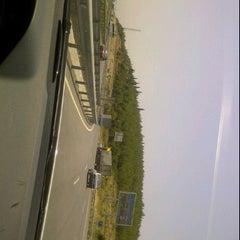 Photo taken at Ciceklikoy Yangin Kulesi by Fatmanur E. on 7/20/2012
