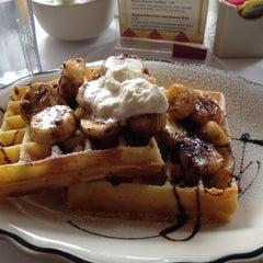 Photo taken at Cafe Luna by Abishek C. on 8/12/2012