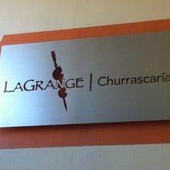 Photo taken at Lagrange • Churrascaría by Jose Luis A. on 8/1/2012
