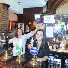 Photo taken at Surrey Arms by John-Cortin F. on 8/4/2012