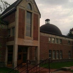 Photo taken at F.W. Olin Hall - Division of Natural Sciences by Karen T. on 7/7/2012