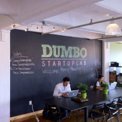 Photo taken at DUMBO Startup Lab by Kelley H. on 5/16/2012