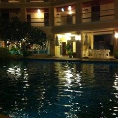 Photo taken at Kalim Resort by Yuttapong D. on 4/15/2012