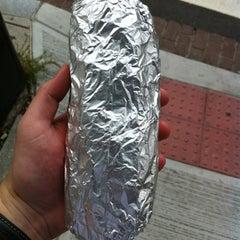 Photo taken at Pedro & Vinny's Burrito Cart by John S. on 8/2/2012