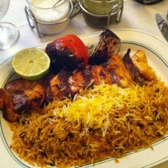 Photo taken at Ravagh Persian Grill by Jason B. on 6/13/2012