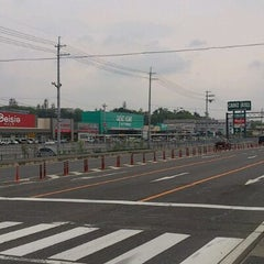 Photo taken at カインズモール甲賀 by つじやん 開. on 5/6/2012