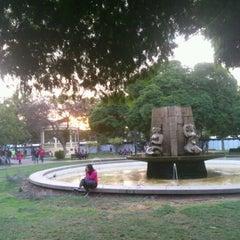 Photo taken at Plaza de Armas by Franko F. on 2/6/2012