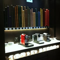 Photo taken at Nespresso by Catherine V. on 8/14/2012