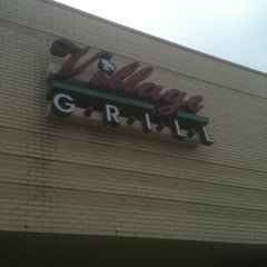 Photo taken at The Village Grill by Jeff B. on 5/12/2012