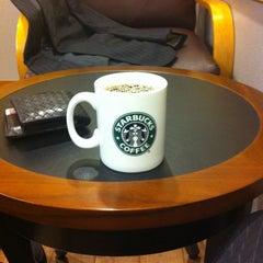 Photo taken at Starbucks Coffee 茅場町店 by Naritomo K. on 4/26/2012