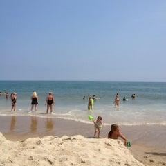 Photo taken at 145th St Beach by Arlene F. on 8/12/2012