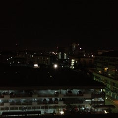 Photo taken at Rangsit Apartment by Smile S. on 5/13/2012