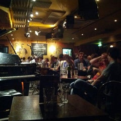Photo taken at 606 Club by Tilek M. on 7/21/2012