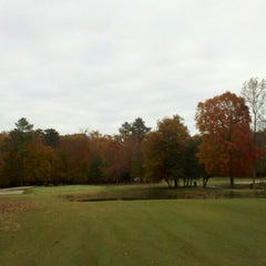 Photo taken at Caroline Country Club by Scott R. on 9/2/2012