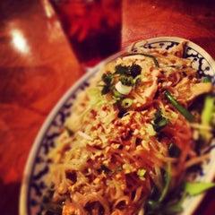 Photo taken at Thai Arroy Restaurant by Matt L. on 7/15/2012