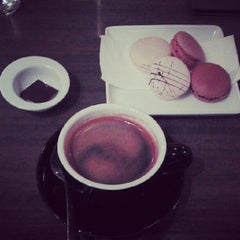 Photo taken at Shocolate Master Chocolatiers by G D. on 7/14/2012
