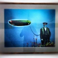 Photo taken at Centro De Arte Alcobendas by Geovanny A. on 5/15/2012