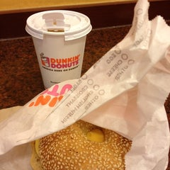 Photo taken at Dunkin' Donuts by Ulku A. on 7/1/2012