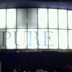 Photo taken at PURE Nightclub by Vegas H. on 4/27/2012