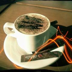 Photo taken at Ohlala Café by Rabih B. on 4/8/2012