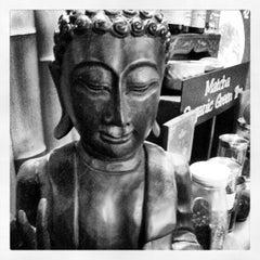 Photo taken at Tea Lite Cafe by Habib O. on 7/15/2012