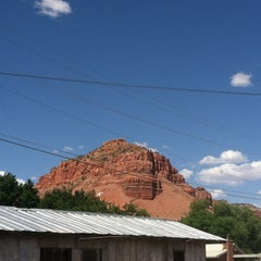 Photo taken at Kanab, UT by Daniel D. on 6/15/2012