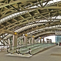 Photo taken at LIRR - Jamaica Station by danzrr on 4/21/2012