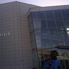 Photo taken at Сириус (Sirius) by Alex Z. on 3/17/2012