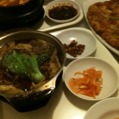 Photo taken at Hi Seoul Korean Fusion Foods by Erin O. on 6/24/2012