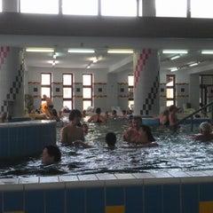 Photo taken at MenDan Thermal Hotel & Aqualand by Tibor V. on 4/7/2012
