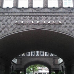 Photo taken at Chilehaus by Marcelo E. on 7/16/2012