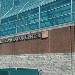 Photo taken at Knoxville Convention Center by Charles H. on 6/3/2012