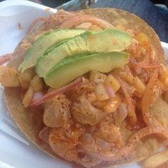Photo taken at Mariscos El Pescador by Melissa B. on 8/12/2012