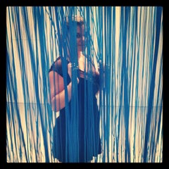 Photo taken at Hirshhorn Museum and Sculpture Garden by Ciarra on 7/24/2012