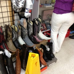 Photo taken at El Rancho Supermercado by Stephanie W. on 3/18/2012
