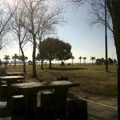 Photo taken at Parque de los Niños by Emiliano on 7/26/2012
