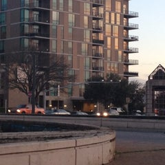 Photo taken at The Highland Dallas, Curio Collection by Hilton by Betty L. on 3/1/2012
