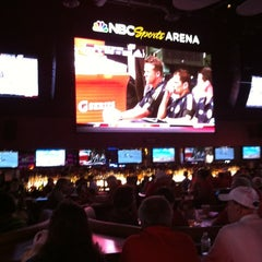 Photo taken at NBC Sports Arena at XFINITY Live! Philadelphia by Rony C. on 7/21/2012