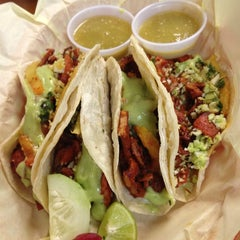 Photo taken at America's Taco Shop by Janelle E. on 2/8/2012