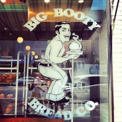 Photo taken at Big Booty Bread Company by dal on 6/30/2012