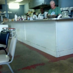 Photo taken at Johnny B'S Cafe by Courtney E. on 5/4/2012