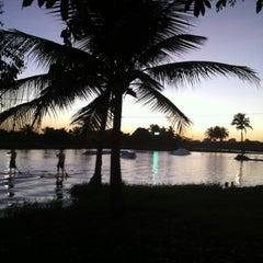 Foto tirada no(a) Colosso Wake Park por Eduardo R. em 5/26/2012