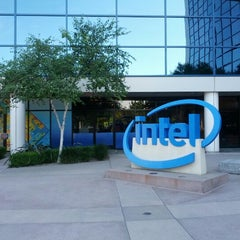 Photo taken at Intel by Roger F. on 6/16/2012