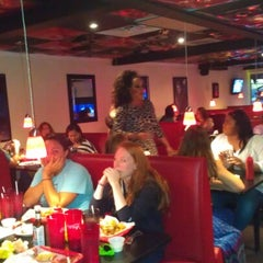 Photo taken at Bananas Modern American Diner by Alison I. on 7/25/2012