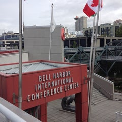 Photo taken at Bell Harbor International Conference Center by Tim N. on 6/14/2012