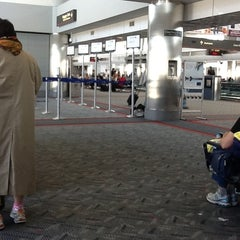 Photo taken at Gate B60 by Cary R. on 5/28/2012