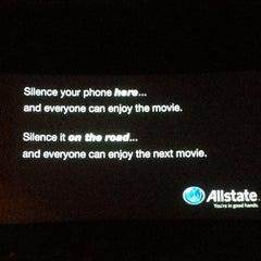 Photo taken at Digiplex Cinemas by Mark T. on 3/24/2012