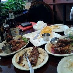 Photo taken at Thai Original BBQ & Restaurant by Todd S. on 4/6/2012