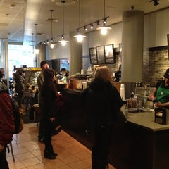 Photo taken at Starbucks by Stefano F. on 2/29/2012